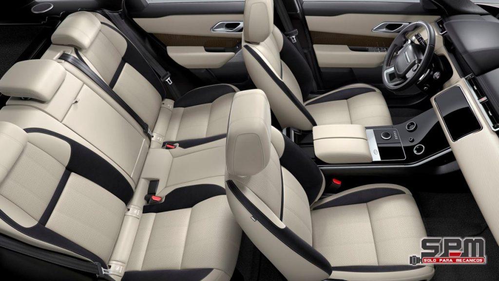 Range Rover Sport 2018 interior
