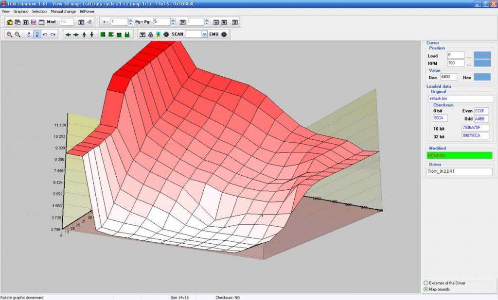 Tutorial del ECM Titanium Vista 3D