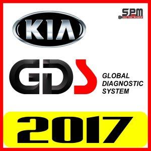 KIA GDS versión 2017