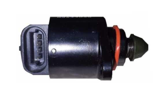 Actuadores del vehículo: válvula IAC
