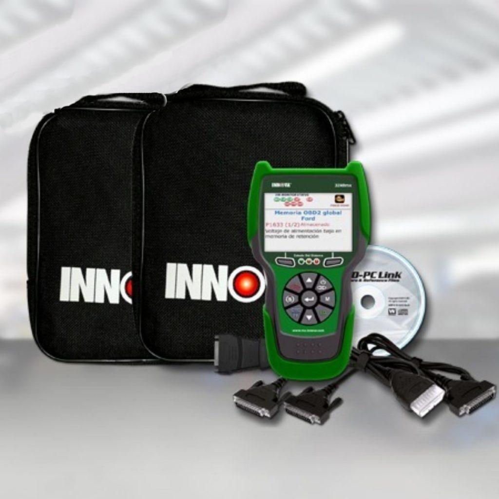 Que contiene el Scanner Innova 3240 mx