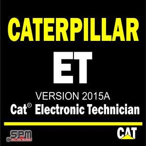 Caterpillar ET Ver 2015A