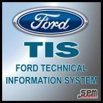 TIS Service Manual Ford