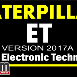 Caterpillar Electronic Technician ET 2017A