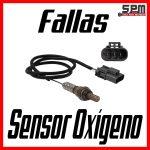 Sensor Oxígeno Fallas