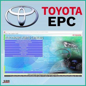 TOYOTA EPC Catalogo de Partes